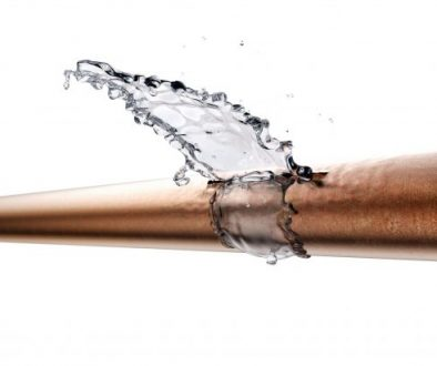 frozen pipe water damage restoration